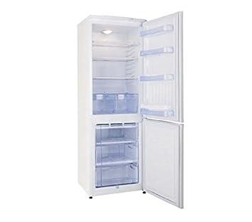 Selecline 400051 Independiente 305L A+ Blanco nevera y congelador - Frigorífico (305 L, N-ST, 40 dB, 4 kg/24h, A+, Blanco): Amazon.es: Hogar