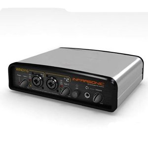Infra-Sonic Windy6 Firewire Recording Interface Treiber Herunterladen
