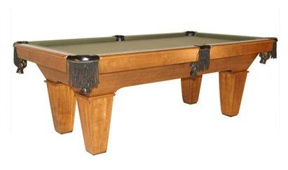 Maddox Pool Table (Heritage Maple) ()
