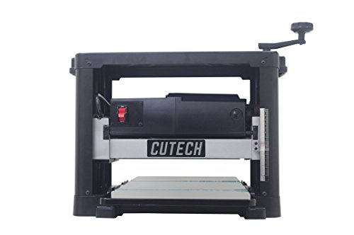 Cutech 40700-CT 12 1/2'' Straight Knife Planer - Budget Model … by Cutech Tool LLC
