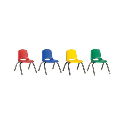 School Chair Stack 12 (Offex 12