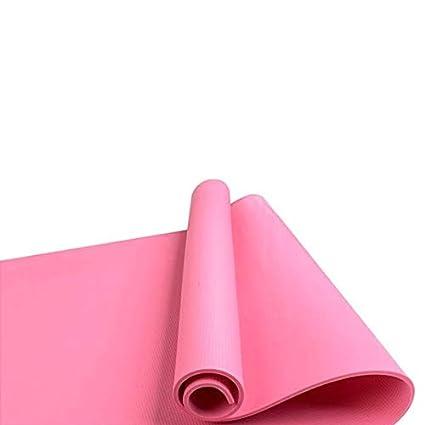 hubaoq Esterilla de Yoga Gruesa Antideslizante Plegable ...