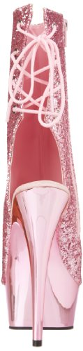 Pleaser - Botas mujer rosa - rosa pastel