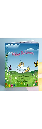 Book: Malaya The Unicorn by Liberty Dendron & Jessica Johnson