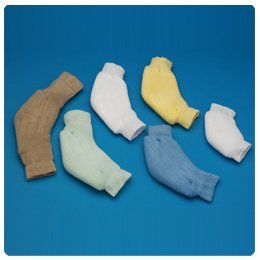 Rolyan 700102 Premium Gel Heel/Elbow Protector, Medium, B...