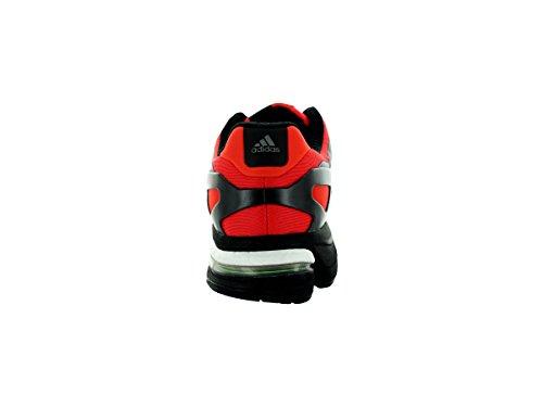 Adidas Mens B26735 Adistar Boost Esm, Rosso / Nero / Scheggia, 12