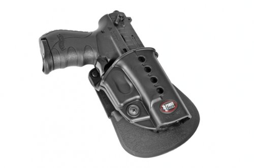 Concealed Carry Fobus Holster Walther PK-380 Police Undercover Paddle Cases HandGun & Pistol Pouch