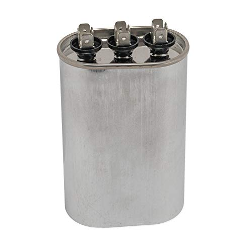 - EZ-FLO 92038 Dual Run Capacitors, Oval