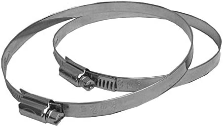 Upmann Hose Clamp SV DN 150?mm per Pair Pack of 1 66504