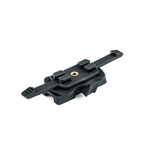 (Phalanx Black Contour HD Helmet Rail Camera Adapter for ARC Rails)