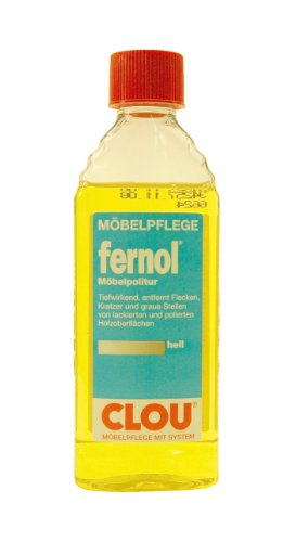 Clou fernol Möbelpolitur hell 0,150 L