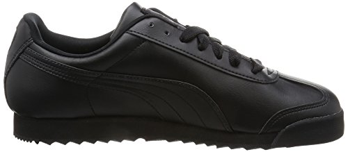 discount with credit card Puma Men's Roma Basic Low-Top Sneakers Black (Black-black 17) shop outlet store Locations outlet discount authentic supply cheap online EZF81C6