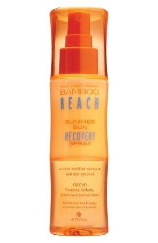 Alterna Bamboo Beach Sun Recovery Spray, 4.2 Ounce