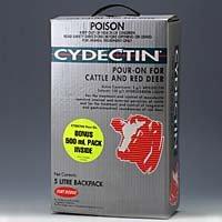Virbac Cydectin Pour-On 500ml by Virbac