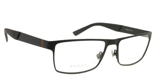 Amazon.com: Gucci Eyeglasses GG 2228 BLACK PDE GG2228: Gucci: Clothing