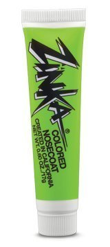 Zinka Nose Coat  Neon Green (.60oz ()