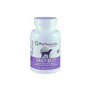 Daily Best For Dogs 180 Chewable Tablets, My Pet Supplies
