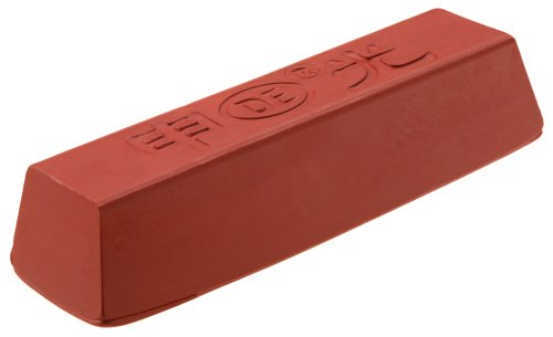 Woodstock D2901 1-Pound Rouge Buffing Compound, Red