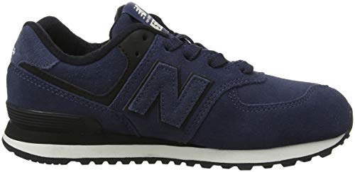 royal black Er 574v2 Blu Sneaker Balance Bambini – Unisex New v08qT8