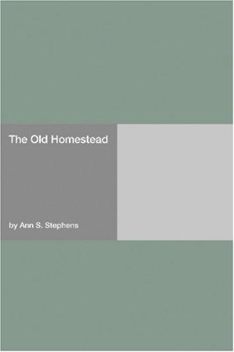 The Old Homestead pdf epub