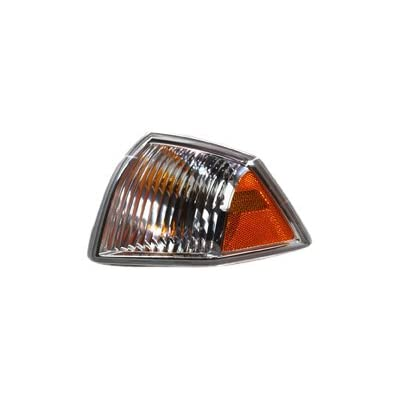 TYC 18-6048-01 Jeep Compass Front Driver Side Replacement Parking/Signal Lamp Assembly: Automotive