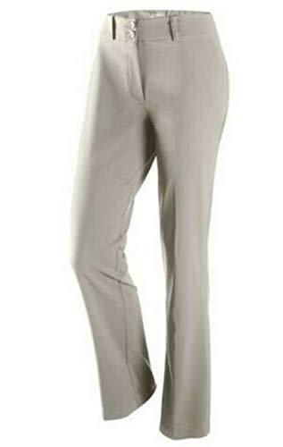 New Nike Women's Dri-Fit Tech Long Golf Pants Stretch Birch Size 8