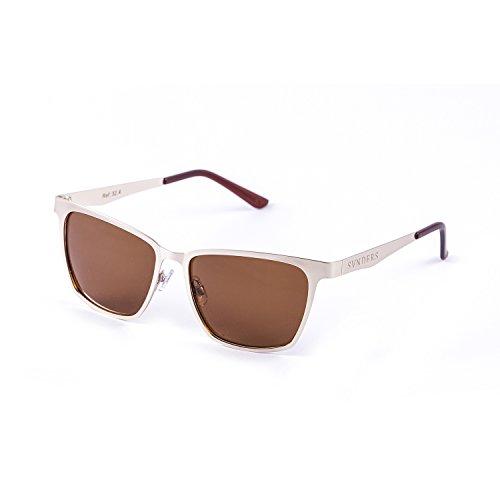 SUNPERS Sunglasses SU32.2 Lunette de Soleil Mixte Adulte, Marron