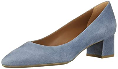 Aquatalia Women's Pasha Dress Suede Pump