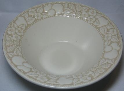 Metlox Poppytrail Cereal Bowl Antique Grape