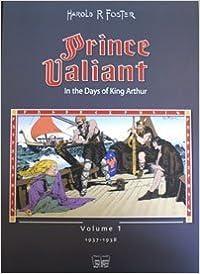 Book Prince Valiant Volume 1 - 1937 To 1938