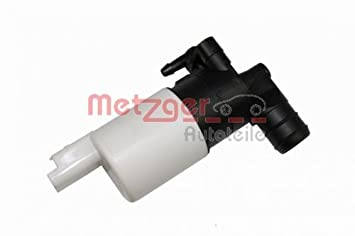 Metzger 2220036 Bomba limpiaparabrisas, Scheibe Lavado: Amazon.es: Coche y moto