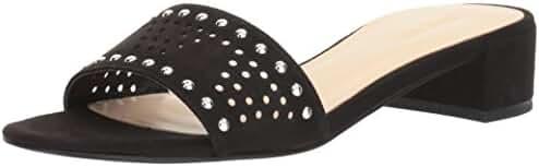 Nine West Women's Reljic Suede Dress Sandal