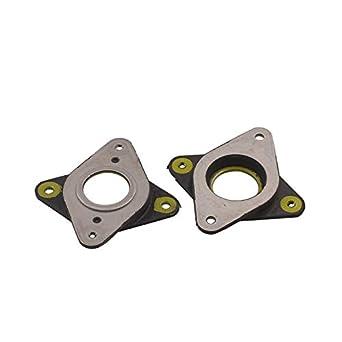 2 amortiguadores antivibración (Damper) para Nema 17 - I3D ...