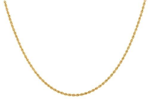 Carissima Gold - Bracelet - 9carats (375/1000) - Or Jaune - Femme - 66 Cm