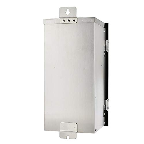 MarLG 300-Watt Low Voltage Multi-Tap (12V/13V/14V/15V) Stainless Steel Landscape Lighting Transformer, ETL-Listed, 3289-12V by MarsLG (Image #2)