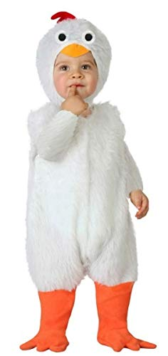 Amazon.com: Baby Boys Girls White Chicken Duck Hen Bird ...