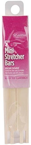 Edmunds 5 by 1/2-Inch Stretcher Bars, Mini