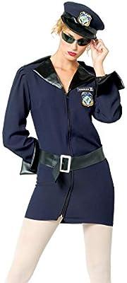 Stamco Disfraz Policia Chica: Amazon.es: Juguetes y juegos