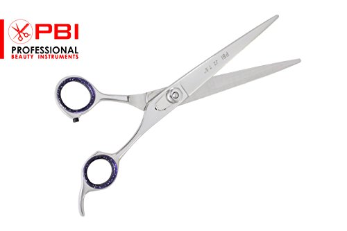 Hair Cutting Scissor Barber Razor Edge Scissor J2 Stainless Steel 7.5 inch from PBI