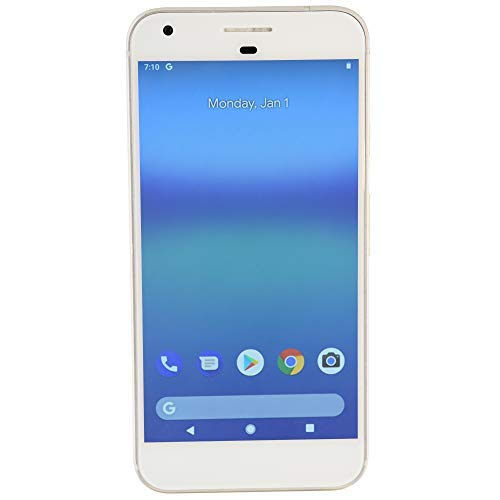 (Google Pixel XL - 32GB Factory Unlocked - Very Silver (Renewed))