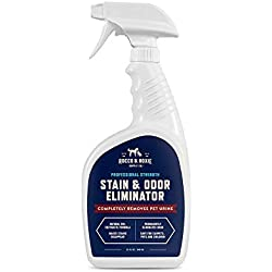 Rocco & Roxie Enzyme Powered Pet Odor & Stain Remover for Dog and Cats Urine
