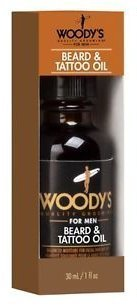Woody's Quality Grooming for Men Beard & Tattoo Oil, 1 oz by Woody's (Image #1)