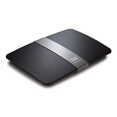 Cisco-Linksys E4200 Dual-Band Wireless-N Router