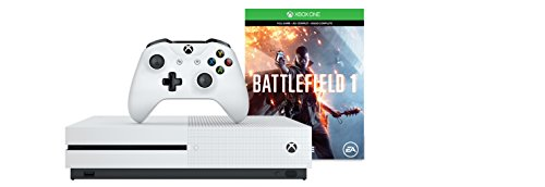 31LronE9VFL - Xbox One S 500GB Console - Battlefield 1 Bundle [Discontinued]
