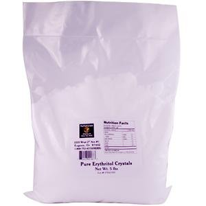NuNaturals Sweet Health Erythritol Crystals Powder - Premium, Sugar Free, Zero Calorie Sweetener and Sugar Substitute - Derived From Non-GMO Corn - Vegan and Gluten Free, 5 lbs (5lb Candy Corn compare prices)