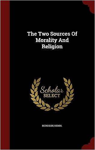 Religions morals and civilization essay