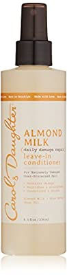 Carols Daughter Almond Milk Leave-in Conditioner, 8 Fluid Ounce