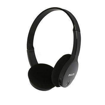 Philips SHB4100 auriculares estéreo por Bluetooth SHB4100 negro: Amazon.es: Electrónica