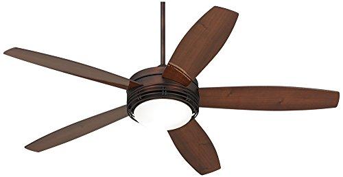 """60"""" Casa Province Bronze Outdoor Ceiling Fan"""