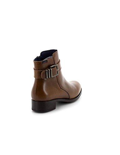 CallagHan Boots Haut Marr n 79224 Braun